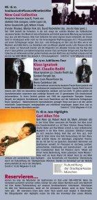 geri allen - Jazzclub Unterfahrt - Page 6