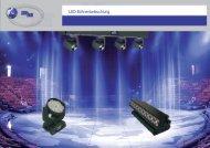 LED Bühnenbeleuchtung