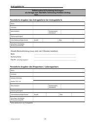 Selbstauskunft Existenzgründungen - Investitionsbank Schleswig ...
