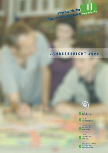 Jahresbericht (PDF) - PDGR