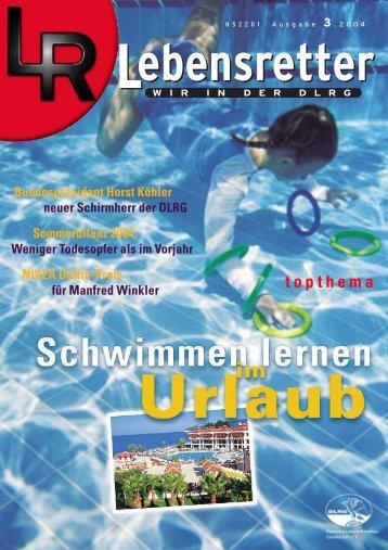 Ausgabe 3/04 - DLRG