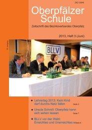Oberpfälzer Schule - BLLV