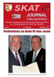 Skat Journal 2007 04 - DSkV