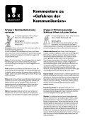 Gefahren der Kommunikation (pdf) - Museum für Kommunikation, Bern - Page 6