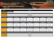 AGENDA - Mechanik & Maschinenbau - CIDEON Systems