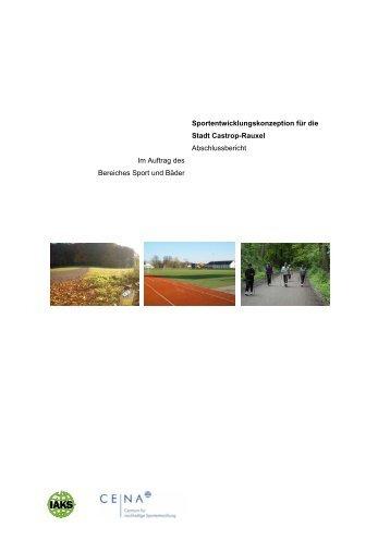 Erhebung und Bewertung - Stadt Castrop-Rauxel