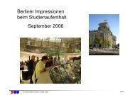 Studienaufenthalt in Berlin Sept 2006 BBA 04 (8,5 MB)