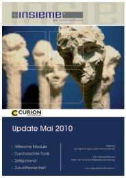 Update Mai 2010 - Curion Informatik AG