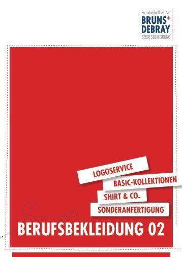 Katalog Basic - Bruns und Debray