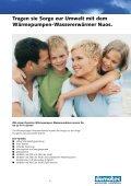 Effizient Energiesparend Umweltschonend die ... - Domotec AG - Seite 7