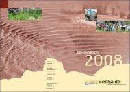 Jahresbericht 2008 - Stiftung Seehalde