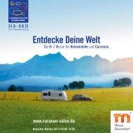 Entdecke Deine Welt - Deutscher Tourismusverband e.V.