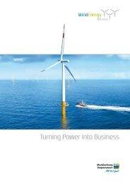 Broschüre Wind Energy Network e.V. PDF zum Download