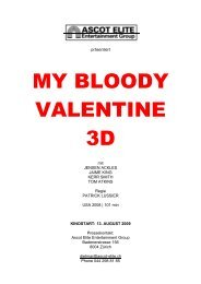 MyBloodyValentine3D_Presseheft d - Ascot Elite Entertainment Group