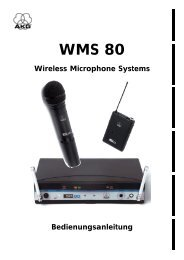 WMS 80 - zZounds.com