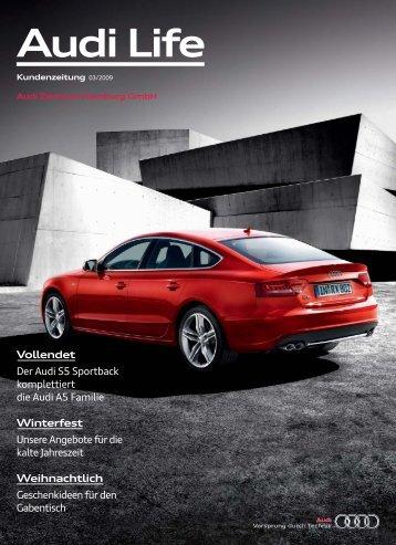 Kundenzeitung - Audi
