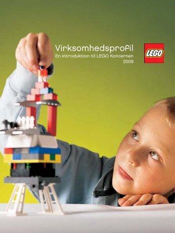 Virksomhedsprofil - Lego