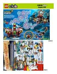 CLUBCODE LÖSUNG - Lego