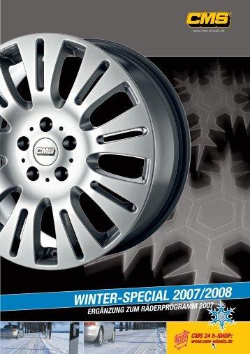 WINTER-SPECIAL 2007/2008