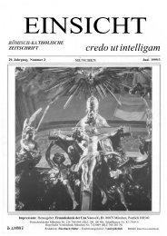 credo ut intelligam - Catholicapedia