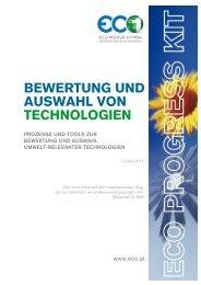 Technologiebewertung_UFO-TU Graz_v6x - Eco World Styria