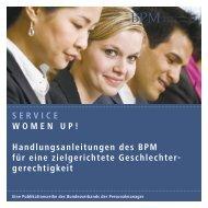 Geschlechtergerechtigkeit - BPM - Bundesverband der ...