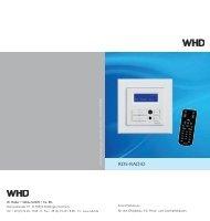 RDS-RADIO - WHD