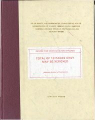 TOTAL OF 10 PAGES ONLY MAY BE XEROXED - Memorial ...