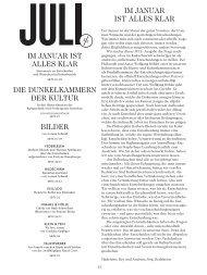 Als PDF herunterladen - Das Kulturmagazin für den Aargau
