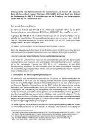 Bankenvertreter der Commerzbank AG, Bayern LB, Deutsche ... - IdW