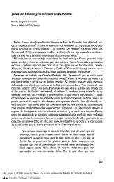 Actas IX. AIH. Juan de Flores y la ficción sentimental. MARÍA ...
