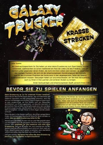 Regeln - Czech Games Edition