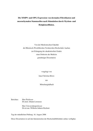 Dokument 1.pdf - RWTH Aachen University