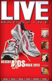 LIVE Magazine Vol 7, Issue #167