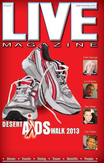 LIVE Magazine Vol 7, Issue #167
