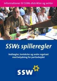SSWs spilleregler