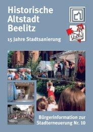 10. Bürgerinformation - Stadtkontor