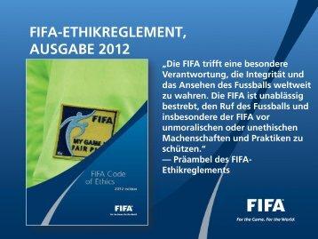 DISCIPLINARY & GOVERNANCE - FIFA.com
