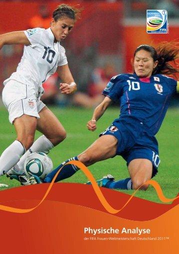 Physische Analyse - Deutschland 2011 - FIFA.com
