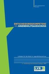 Entscheidungskompetenz im Jugendhilfeausschuss (PDF, 3,04 MB)