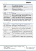 Datenblatt (PDF) - Bechtle.at - Seite 5