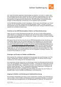 Hausordnung für Mitarbeiter von Fremdfirmen - BSR - Page 3