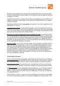 Hausordnung für Mitarbeiter von Fremdfirmen - BSR - Page 4
