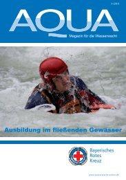 Magazin als PDF - Wasserwacht Unterhaching