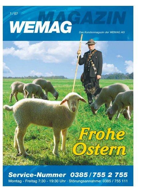 Seiten 1+12 - WEMAG AG - Homepage