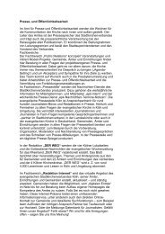 Textamt Internet - Evangelischer Stadtkirchenverband Köln