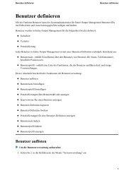 pdf-seite - Software AG Documentation