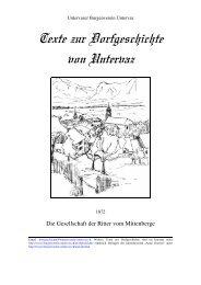1872-Die Gesellschaft der Ritter vom Mittenberge - Burgenverein ...