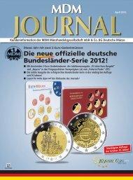 Die neue offizielle deutsche Bundesländer-Serie 2012! - MDM ...