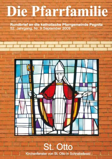 Die Pfarrfamilie - Erzbistum Bamberg
